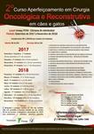 2º  CURSO DE APERFEIÇOAMENTO EM CIRURGIA ONCOLÓGICA E RECONSTRUTIVA  EM CÃES E GATOS