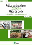 Prática Continuada em Zootecnia de Gado de Corte