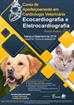 CURSO TEÓRICO-PRÁTICO DE APERFEIÇOAMENTO EM CARDIOLOGIA VETERINÁRIA - ECOCARDIOGRAFIA E ELETROCARDIOGRAFIA