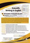 Curso: Scientific Writing in English