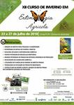 XII CURSO DE INVERNO EM ENTOMOLOGIA AGRÍCOLA