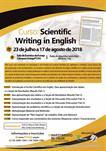 CURSO: SCIENTIFIC WRITING IN ENGLISH
