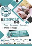 III SIMPORK - SIMPÓSIO INTERNACIONAL DE PRODUÇÃO E SANIDADE DE SUÍNOS