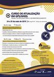 CURSO DE ATUALIZAÇÃO EM GPS/GNSS: NOVAS TECNOLOGIAS PARA O GEORREFERENCIAMENTO
