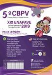 5º CBPV - CONGRESSO BRASILEIRO DE PATOLOGIA VETERINÁRIA / XIX ENAPAVE 2019 - ENCONTRO NACIONAL DE PATOLOGIA VETERINÁRIA