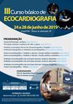 III CURSO BÁSICO DE ECOCARDIOGRAFIA EM CÃES E GATOS