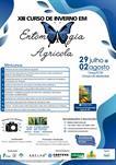 XIII CURSO DE INVERNO EM ENTOMOLOGIA AGRÍCOLA