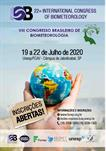 22º CONGRESSO INTERNACIONAL DE BIOMETEOROLOGIA