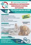 5º CURSO TEÓRICO-PRÁTICO DE EMERGÊNCIA E INTENSIVISMO DIRECIONADO À ROTINA DO PLANTÃO