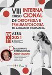 VIII CURSO E I SIMPÓSIO INTERNACIONAL DE ORTOPEDIA E TRAUMATOLOGIA EM ANIMAIS DE COMPANHIA