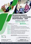 WORKSHOP: DESENVOLVIMENTO HUMANO NA FORMAÇÃO PROFISSIONAL - DHP