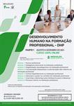 WORKSHOP: DESENVOLVIMENTO HUMANO NA FORMAÇÃO PROFISSIONAL - DHP PARTE 1