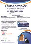 III CURSO OBESIDADE PERSPECTIVA E DESAFIOS
