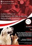 CURSO PRÁTICO DE CIRURGIAS DO DIA A DIA EM PEQUENOS ANIMAIS